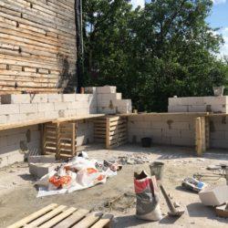 Строительство частного дома 240м